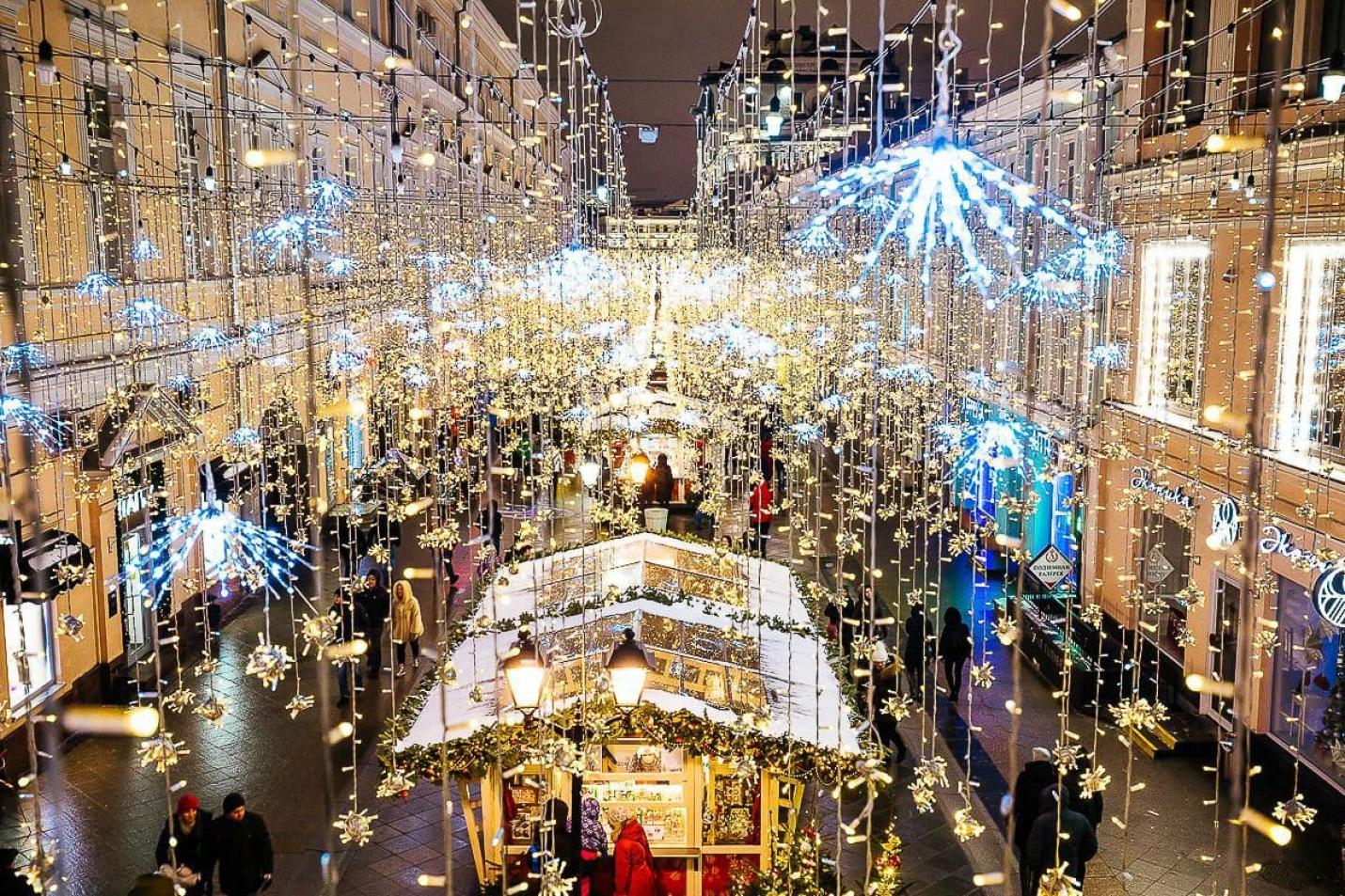 Путешествие в рождество фото москва